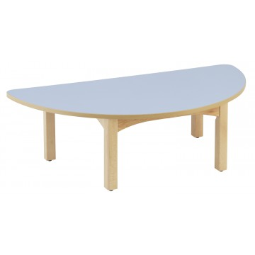 Table demi-lune - Pitipa mobilier crèche