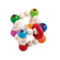 Cube perle élastique
