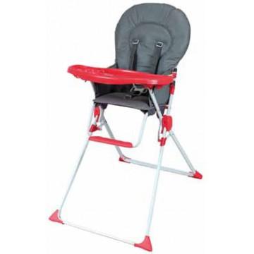 Chaise haute fixe