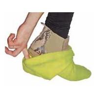 Sur-chaussures tissu