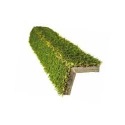 Cornière herbe synthétique