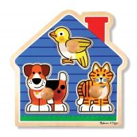 Puzzle Les animaux