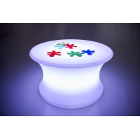 Table-lumineuse