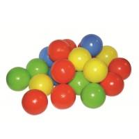 BALLES MULTI-COULEURS