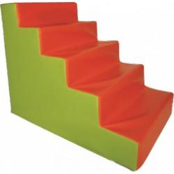 Escalier pour table de change