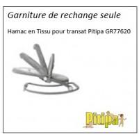 Hamac de rechange pour Transat GR77620 Pitipa