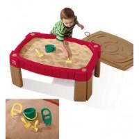 TABLE BAC A SABLE PLAYFUL PITIPA