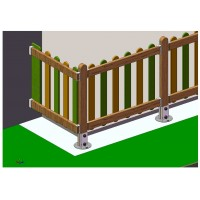 BALUSTRADE SUR-MESURE