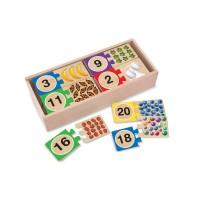 Puzzle Les nombres
