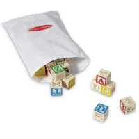 Cube ABC / 123