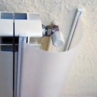Protection semi-rigide opaque