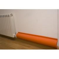 Protection tube radiateur