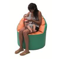 Siège d'allaitement - Pouf confort 40 cm