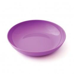 Assiette creuse opaque