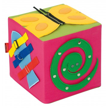 Cube d'exercice