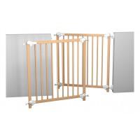 Barrière de sécurité bois