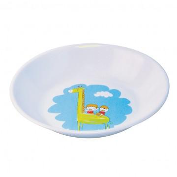 """Assiette creuse """"les enfants"""""""