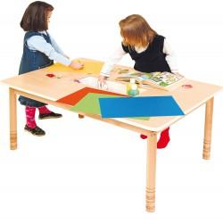 Table d'activité