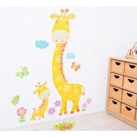 Autocollants Girafes